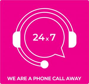 Phone Call Away